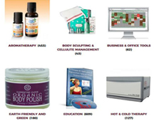 MASSAGE Magazine Products Directory